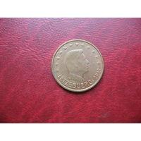 5 центов 2012 года Люксембург (д)