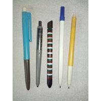 Ручка времён СССР шариковая авторучка