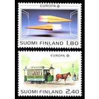 1988 Финляндия 1051-1052 Europa Cept / Дилижанс 6,00евро
