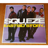 """Squeeze """"Eastside Story"""" LP, 1981"""