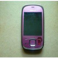Мобильный телефон Nokia 7230, слайдер. На запчасти.