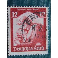 Германия. Рейх. 1935г. Саар.