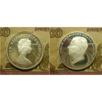 Тувалу 10 долларов 1981 г