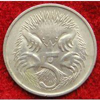 7315:  5 центов 1966 Австралия