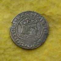 1 грош 1531 г Гданьск Редкий Сохран