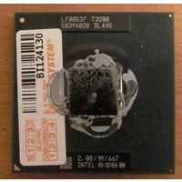 Процессор мобильный Intel Pentium Processor T3200