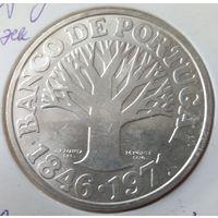Португалия, 50 эскудо 1971 года 125-летие банка Португалии 1846 - 1971