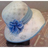 Летняя шляпка 56 размер