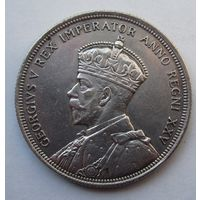 Канада, доллар, 1935, серебро