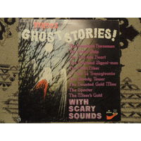 Конверт пластинки Famous Ghost Stories!