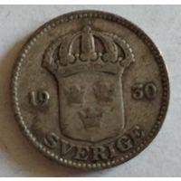 Швеция 25 эре 1930
