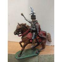 Солдатик оловянный(военно-историческая миниатюра) Ян Собесский