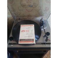 Проигрыватель Радиотехника Ария 102