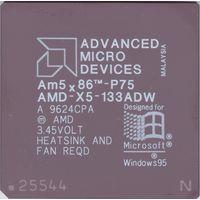AMD AM5x86-P75