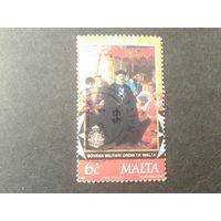 Мальта 1999 900 лет Мальтийского ордена