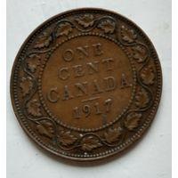 Канада 1 цент, 1917 2-13-21