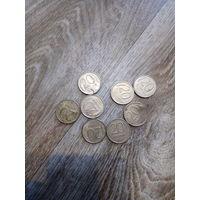 20 рублей 1992