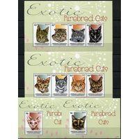 2014 Гренада Карриаку Фауна Млекопитающие Кошки