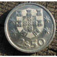 2,5 эскудо 1984 Португалия