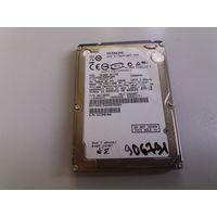 "Жесткий диск для ноутбуков 2.5"" SATA 160Gb Hitachi HTS545016B9A300 (906791)"