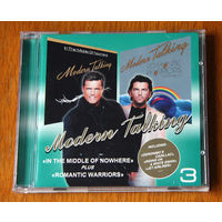 "Modern Talking ""In The Middle Of Nowhere / Romantic Warriors"" (Audio CD)"
