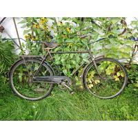 """Велосипед МВЗ """"Минск"""" В - 114 1961 г., с двумя серийными номерами."""