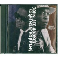 CD John Lee Hooker / Lightnin' Hopkins - Blue On Blues (2002)