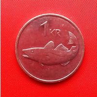 53-20 Исландия, 1 крона 1994 г.