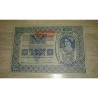 1000 крон 1919 Австро-Венгрия UNC