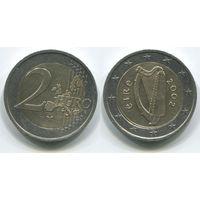 Ирландия. 2 евро (2002)