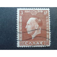 Греция 1937 король Георг 2