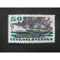 Чехословакия 1972 Чехословацкий флот