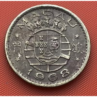 119-01 Макао, 10 аво 1968 г.