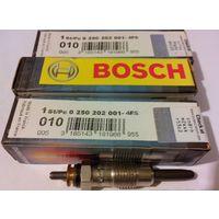 Свеча накаливания BOSCH 0 250 202 001
