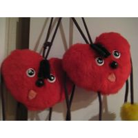 2 мягких сердца