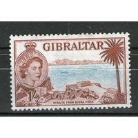 Гибралтар. Михель- 143. Чистая.