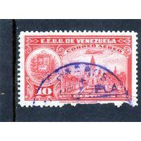 Венесуэла.Ми-253.Ла-Гуайра, Национальный Пантеон.Нефтяные вышки.1938.