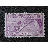 Бермудские острова 1953 г.