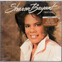 LP Sharon Bryant 'Here I Am' (запячатаны)