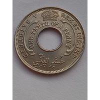 Британская Западная Африка 1/10 пенни 1932.