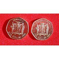1 доллар (Ямайка;Бустаманте ) 2006