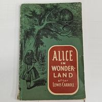 Alice in Wonderland. 1958. Алиса в стране чудес. Льюис Кэрролл. На английском языке