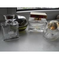 Флаконы от оригинального парфюма. Цена за все