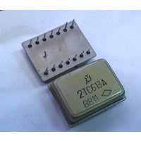 2ТС613А ((цена за 2 шт)) Транзисторная сборка КТС613А