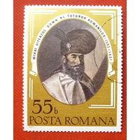 Румыния. Живопись. ( 1 марка ) 1975 года.