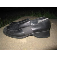 Туфли осенние, р.39. Натур. кожа