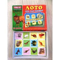 """Игры """"Лото"""" для детей дошкольного и младшего школьного возраста"""