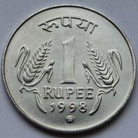 1 рупия 1998 Индия