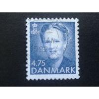 Дания 1991 королева