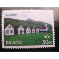 Исландия 1995 туризм